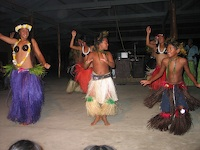 Island dancing
