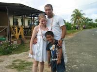 Krista, Vaine and Lance